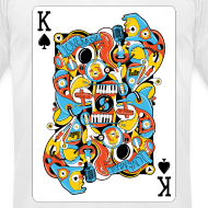Design ~ Ace of Spade by sweatyeskimo.co.uk