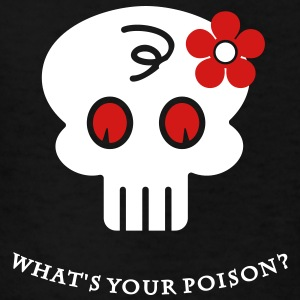 what's your poison (text, 1c) Kids' Shirts - Kids' T-Shirt