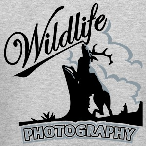 wildlife photography (2c) Long Sleeve Shirts - Crewneck Sweatshirt