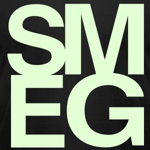SMEG like Swag (Glow In The Dark) - Men's - Men's T-Shirt by American Apparel