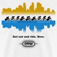 Design ~ Minneapolis paceline t-shirt
