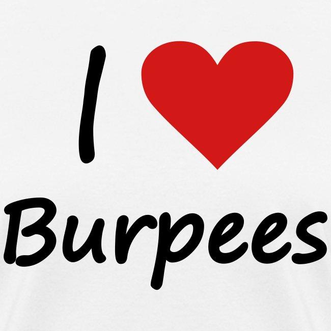 I Heart Burpees