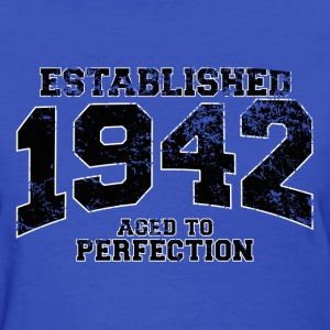 established 1942 Women's T-Shirts - Women's T-Shirt