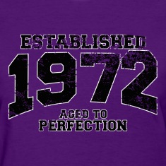 established_1972 Women's T-Shirts