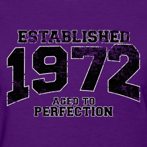 established_1972 Women's T-Shirts - Women's T-Shirt