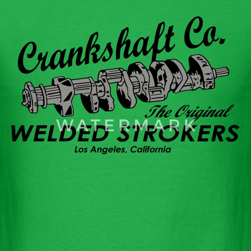 Crankshaft Co - Men's T-Shirt