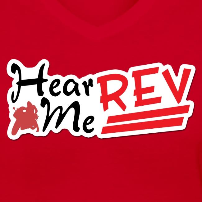 Hear Me Rev on Grey