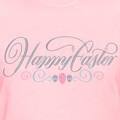 Women's Happy Easter Shirt