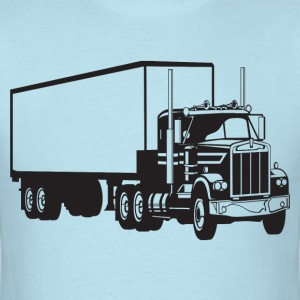 Big Truck HD Design T-Shirts - Men's T-Shirt