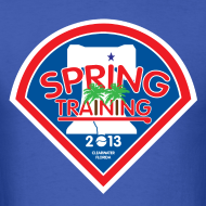 Design ~ Philly Spring Training Shirt 2013
