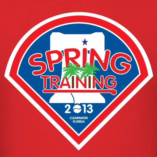 Philly Spring Training Shirt 2013