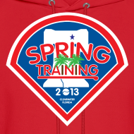 Design ~ Philly Spring Training SweatShirt 2013
