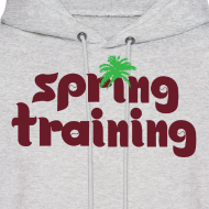 Design ~ Philly Spring Training Hooded Sweatshirt V2
