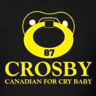 Design ~ Crosby Canadian For Cry Baby