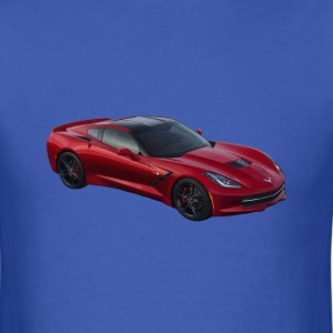 C7 Corvette Shirt  - Men's T-Shirt