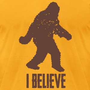 ibelieve T-Shirts - Men's T-Shirt by American Apparel