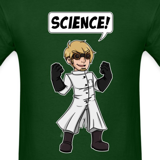 Men's Science Tee