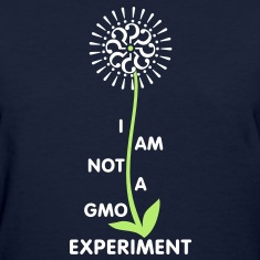 I am NOT a GMO experiment v1.0