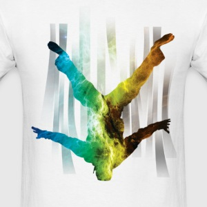 Break Dancer - Men's T-Shirt