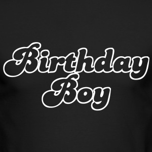 birthday boy Long Sleeve Shirts - Men's Long Sleeve T-Shirt by Next Level