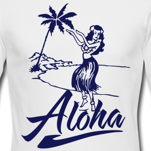aloha Long Sleeve Shirts - Men's Long Sleeve T-Shirt by Next Level
