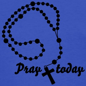 Rosary Cross Women's T-Shirts - Women's T-Shirt