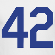 Design ~ Jackie Robinson 42 Long Sleeve Shirt
