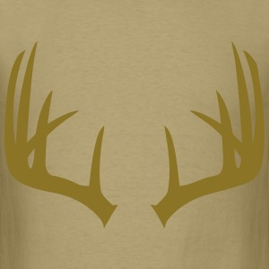 Deer Antlers Wide - Men's T-Shirt