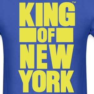 KING OF NEW YORK T-Shirts - Men's T-Shirt