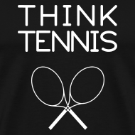 Design ~ think.tennis (black)