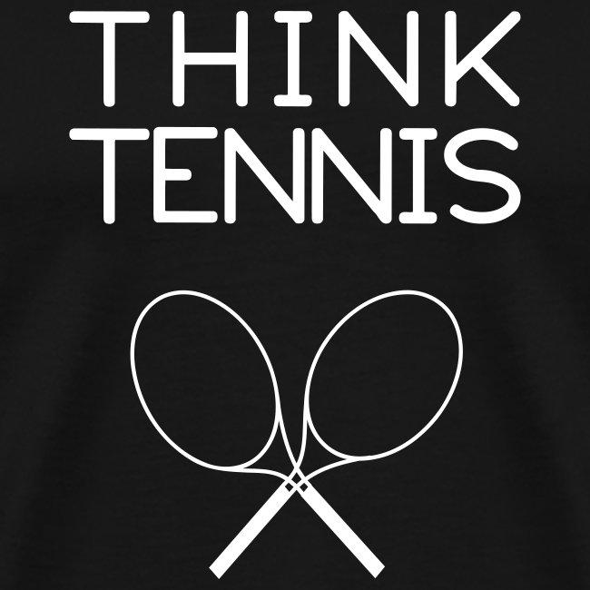 think.tennis (black)