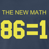 Design ~ The New Math - Blue