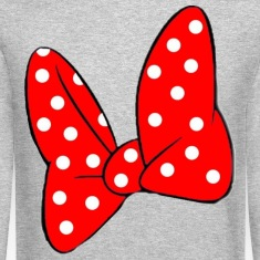 Minnie's Bow Long Sleeve Shirts