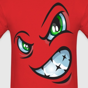 Angry face T-Shirts - Men's T-Shirt