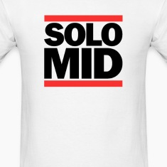League of Legends Solo Mid Shirt