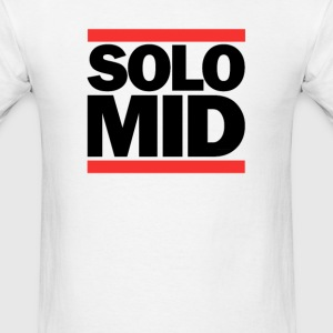 League of Legends Solo Mid Shirt - Men's T-Shirt