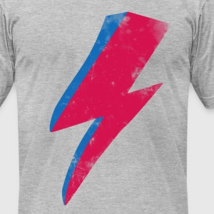Thunderous - Men's T-Shirt by American Apparel
