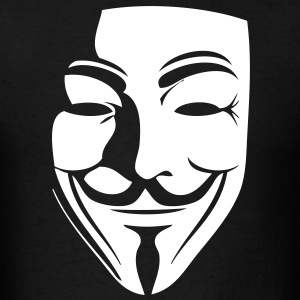 guy fawkes T-Shirts - Men's T-Shirt