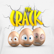 Design ~ The Crack - Womens shirt