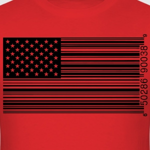 America HD VECTOR T-Shirts - Men's T-Shirt