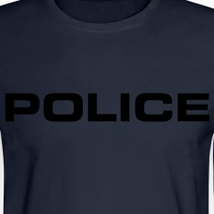 Police Long Sleeve T-Shirt
