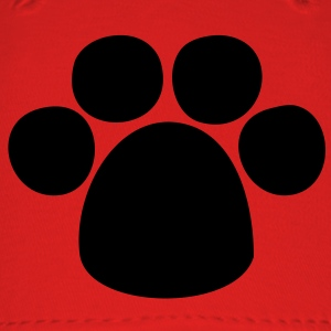 Puppy Paw HD VECTOR Caps - Baseball Cap
