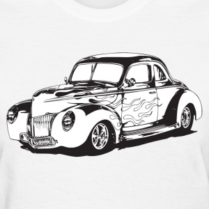 Classic Car HD Design Women's T-Shirts - Women's T-Shirt