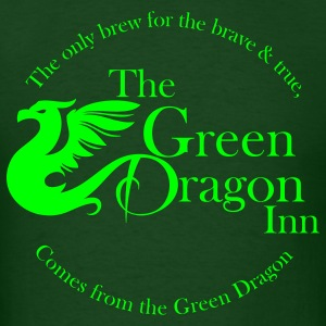 The Green Dragon Inn - Men's T-Shirt