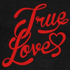 true love Long Sleeve Shirts