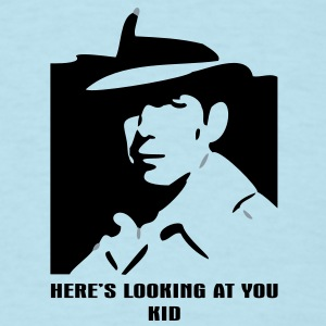 Casablanca Movie Bogart  - Men's T-Shirt