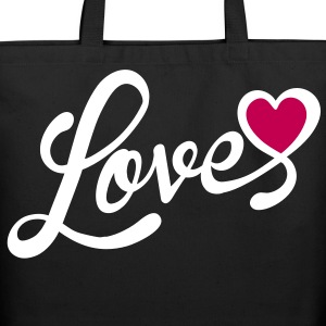 love Bags  - Eco-Friendly Cotton Tote