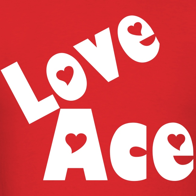 Love Ace Heart Tee