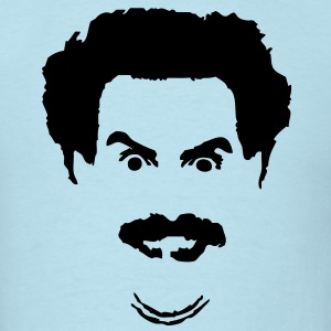 Borat HD VECTOR T-Shirts - Men's T-Shirt