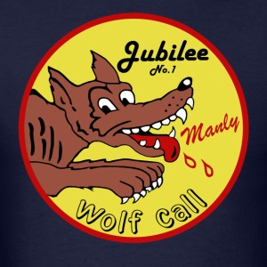 Jubilee Wolf Call - Men's T-Shirt